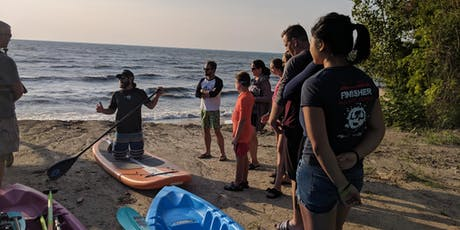 Alliance for the Great Lakes Stand Up Paddle Board Demo tickets