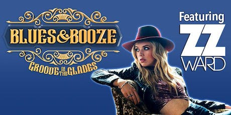 Blues & Booze - Groove in the Glades tickets
