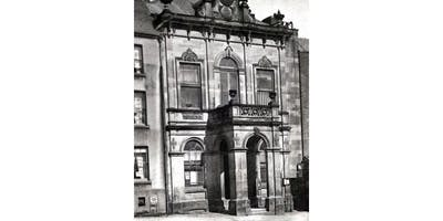 Ghost Hunt At The Haunted Ashbourne Town Hall