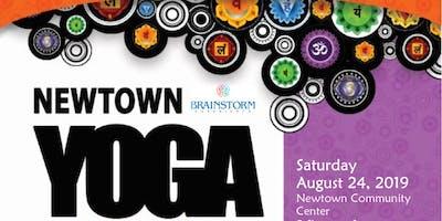 2019 Newtown Yoga Festival