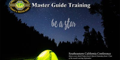 Master Guide Training