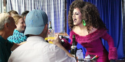 """Hot Mess"" Sunday Drag Brunch"