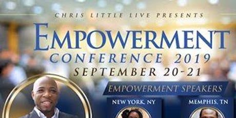 Chris Little Live: Empowerment Conference tickets