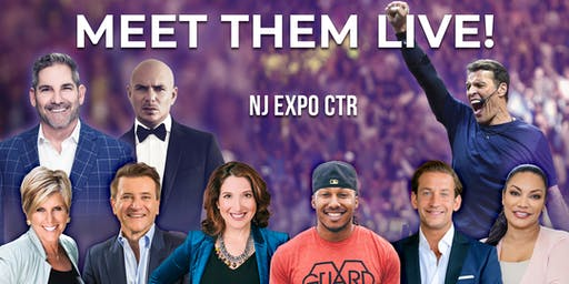 Real Estate Wealth Expo with Tony Robbins, Robert Herjavec & James Harris