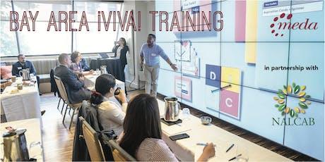 Bay Area ¡Viva! Training tickets
