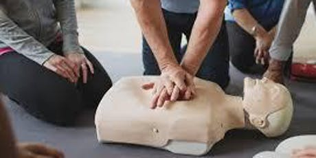 CPR, AED & First Aid skills checkoff tickets