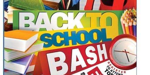 2019 Back 2 School Bash