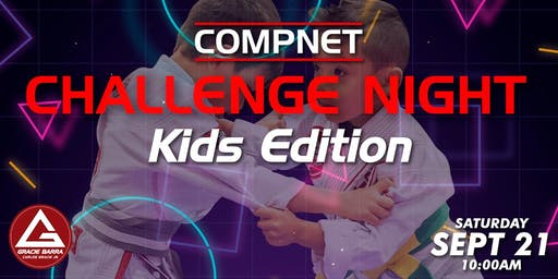 "Compnet Challenge Night "" KIDS "" Edition"