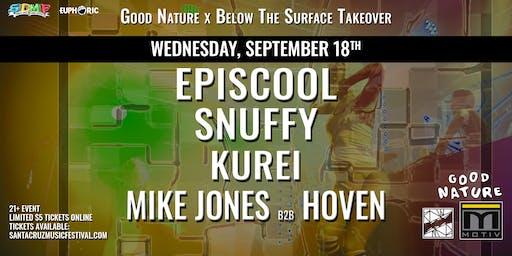 Episcool, Snuffy, Kurei & Mike Jones b2b Hoven at Motiv