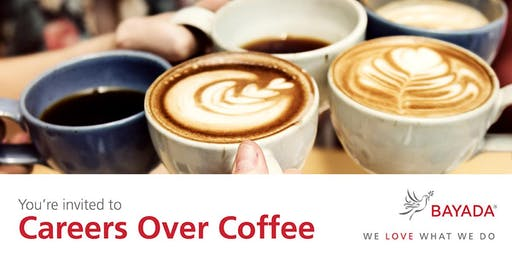 Join Us for Careers Over Coffee at Piccolo Cafe!