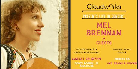 Concert with Mel Brennan Tickets