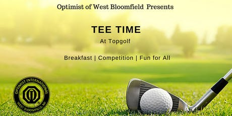 Tee Time tickets