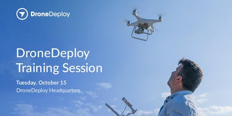 DroneDeploy Training Session  tickets