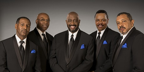 The Temptations at The Sunset Green Event Lawn tickets