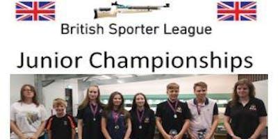 British Sporter League Junior Championships Sat 18 July 2020