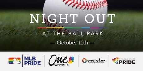 Night OUT at the Ballpark tickets
