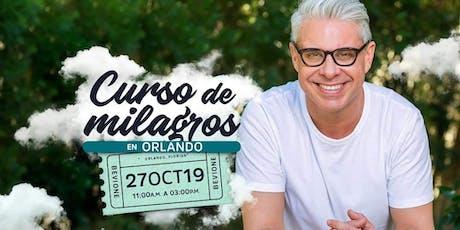 Un curso de Milagros con Julio Bevione tickets