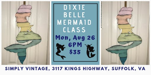 Mermaids with Dixie Belle