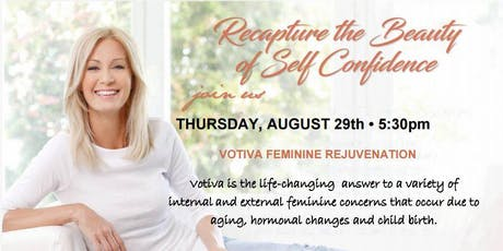 It's About You - It's About Time, Votiva Feminine Rejuvenation tickets