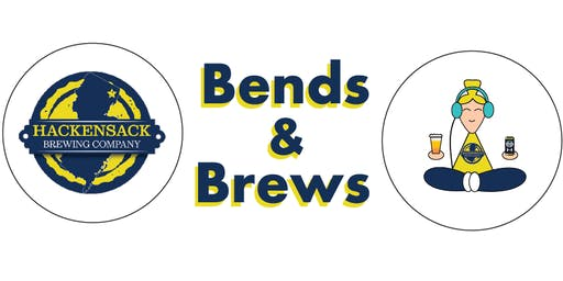 Bends & Brews - Beer Yoga