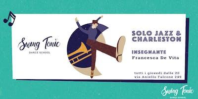 Corso di Solo Jazz / Tip Tap. Registrazione alle lezioni di prova del 3/10