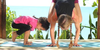 Kids Yoga Series:  Ages 7-9
