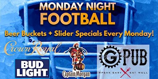 Monday Night Football @ Providence GPub
