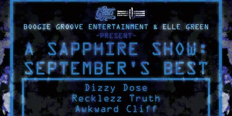 A Sapphire Show : September's Best tickets