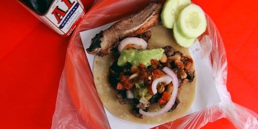 T³: Tijuana's best tacos, tortas + tostadas