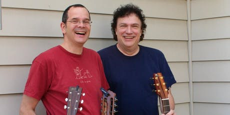 Teja Gerken & Doug Young Duo tickets
