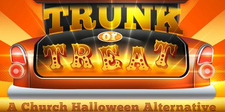 Carter Temple CME Church- 2nd Annual Harvest Festival-Trunk or Treat tickets