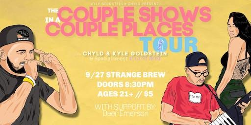 CHYLD & Kyle Goldstein at Strange Brew