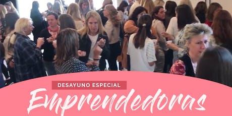 Ladies Coffee Club - Desayuno Especial emprendedoras: Marca & Finanzas entradas