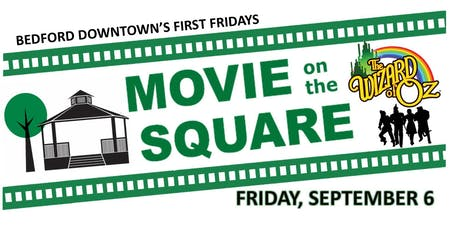 Movie on the Square (The Wizard of Oz) & Chalk Art tickets