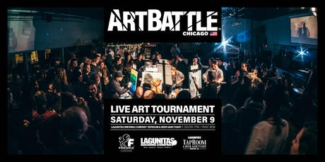 Art Battle Chicago - November 9, 2019 tickets