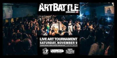 Art Battle Chicago - November 9, 2019