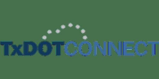 TxDOTCONNECT Release 2 - El Paso Roadshow