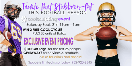 Cool Party - CoolSculpting tickets