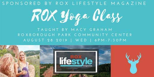 ROX Community Yoga Class