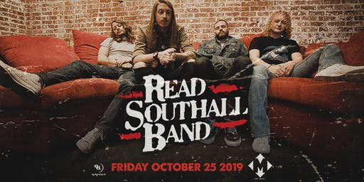 10.25 | READ SOUTHALL | THE MARC | SAN MARCOS TX