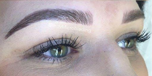 Premier Eyebrow Microblading & Manual Shading Training