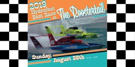 Roostertail's  2019 Hydrofest - Hydroplane Viewing at the Roostertail tickets