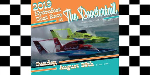 Roostertail's  2019 Hydrofest - Hydroplane Viewing at the Roostertail