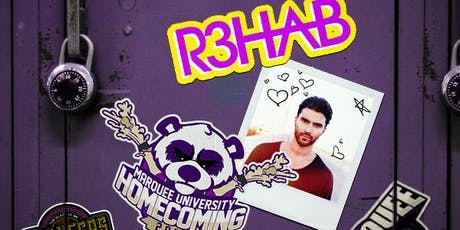 Marquee University: Homecoming with Sounds By R3hab at Marquee Free Guestlist - 9/09/2019 tickets