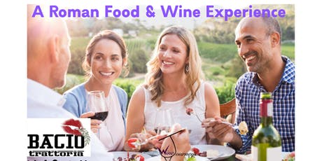 A Roman Food & Wine Experience tickets