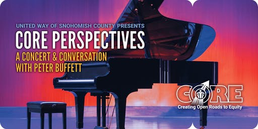 CORE Perspectives with Peter Buffett