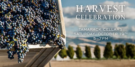 Wine Club Harvest Celebration tickets