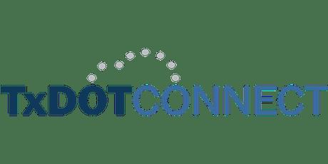 TxDOTCONNECT Release 2 - Austin Roadshow tickets