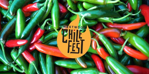 2019 Westwood Chile Fest Pepper-Eating Contest