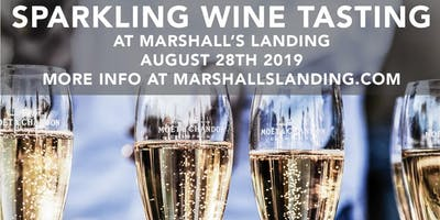 Sparkling Summer| A Bubbles Tasting Event